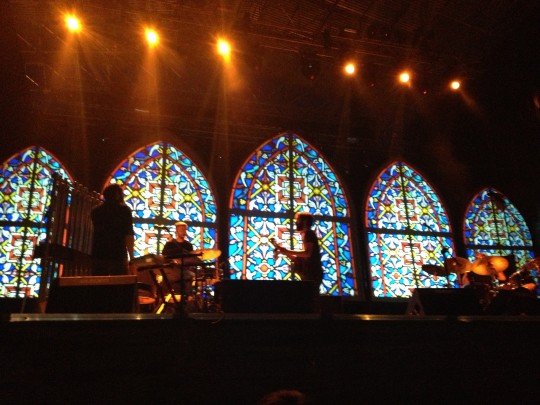 Standstill en la Ciudadela de Pamplona. 15/6/2013